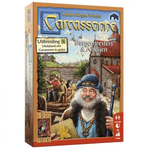 Carcassonne Burgemeesters en Abdijen 01