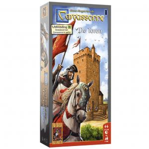 Carcassonne De Toren 01
