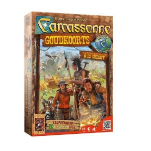 Carcassonne-Goudkoorts