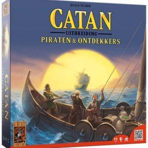 Catan--Piraten-en-Ontdekkers