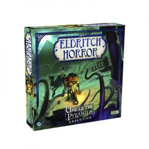 Eldritch Horror Under the Pyramids 01