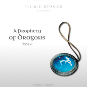 Time Stories A Prophecy of Dragons 01