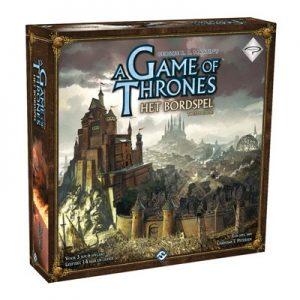 Game of Thrones Het Bordspel Tweede Editie NL 01
