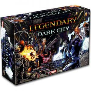 Marvel Legendary - Dark City - Big Box Expansion 01