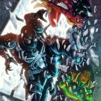 Marvel Legendary Secret Wars Volume 2 04