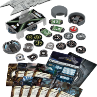 Star Wars Armada Gladiator Class Destroyer 02