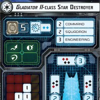 Star Wars Armada Gladiator Class Destroyer 04