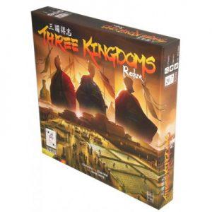 Three Kingdoms Redux 01