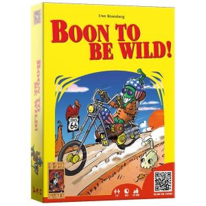 Boonanza Boon to be wild 01