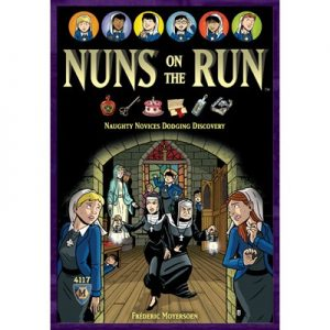 Nuns On The Run 01