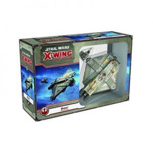 Star Wars X-wing Ghost 01