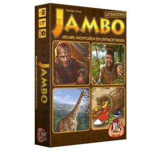 Jambo Nieuwe Avonturen en Ontmoetingen 01