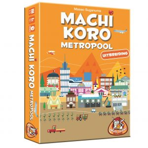 Machi Koro Metropool 01
