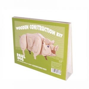 Animal Construction Kit - Paul the Pig 01