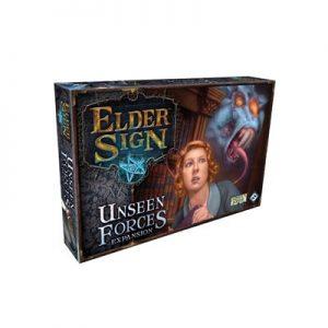 Elder Sign Unseen Forces Expansion 01
