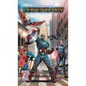 Marvel Legendary Captain America 75th Anniversary 01