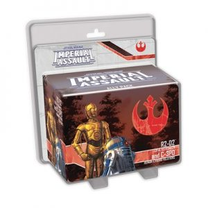 Star Wars Imperial Assault - Ally Pack - R2-D2 & C-3PO 01