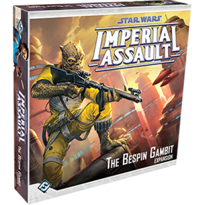Star Wars Imperial Assault The Bespin Gambit 01