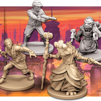 Star Wars Imperial Assault The Bespin Gambit 07
