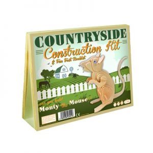 Animal Construction Kit - Countryside Monty the Mouse 01