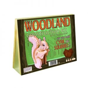 Animal Construction Kit - Woodland Cyrill the Squirrel 01