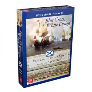 Blue Cross White Ensign 01
