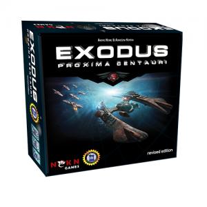 Exodus Proxima Centauri boardgame 00