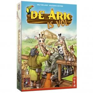 De Ark is vol 01