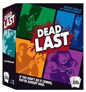 Dead Last 01