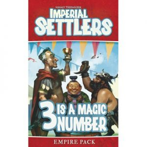 Imperial Settlers 3 is a Magic Number 01
