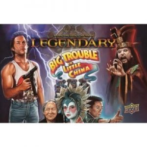 Legendary Big Trouble in Little China 01