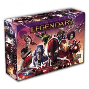 Marvel Legendary Civil War 01