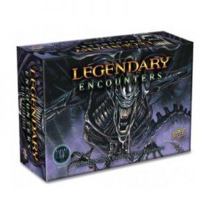 Legendary Encounters Alien Deck Building Game Expansion 01