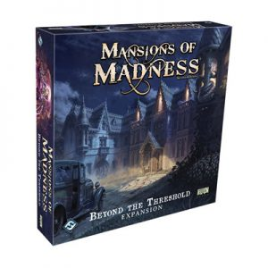Mansions of Madness Second Edition Expansion Beyond the Threshold 01