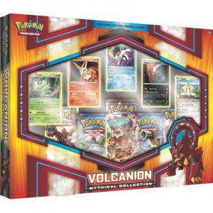 Pokemon TCG Volcanion & Magearna Mythical Collection 01
