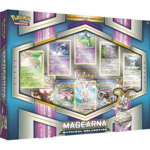 Pokemon TCG Volcanion & Magearna Mythical Collection 02