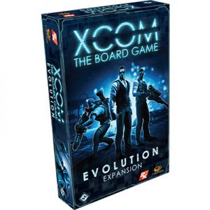 XCOM the Board Game Evolution 01