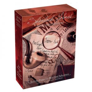 Sherlock Holmes Jack The Ripper & West End Adventures 01
