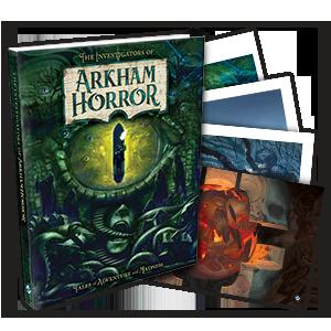 The Investigators of Arkham Horror Pre-order Premium 01