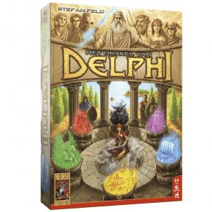 Het orakel van Delphi Bordspel 01