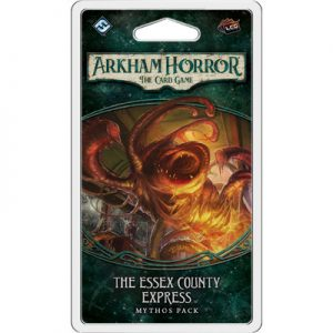 Arkham Horror LCG The Essex County Express 01