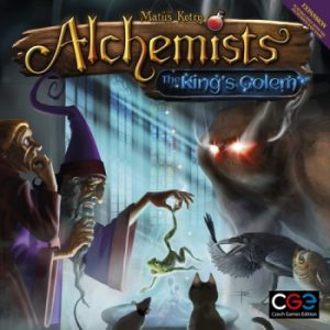 Alchemists The King's Golem 01