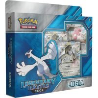 Pokemon TCG Lugia Legendary Battle Deck 01