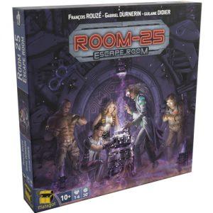 Room 25 Escape Room 01