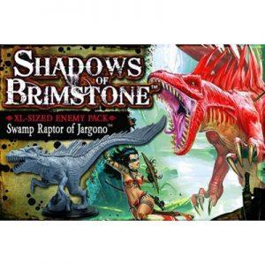 Shadows of Brimstone Swamp Raptor of Jargono XL 01