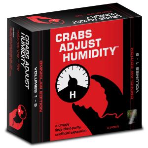 Crabs Adjust Humidity Omniclaw Edition 01