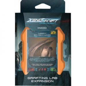 Xenoshyft Onslaught Grafting Lab 01