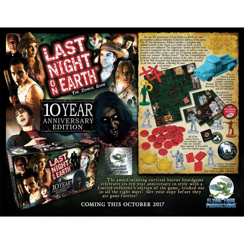 last night on earth the zombie game 10 year anniversary