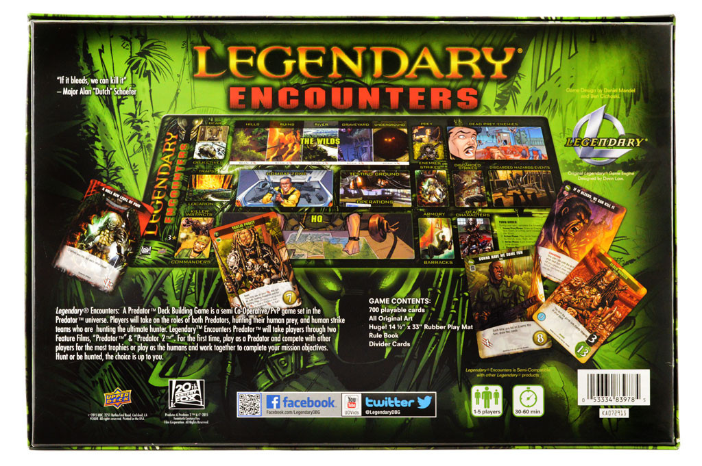 Legendary Encounters Predator Queen Of Games De Beste