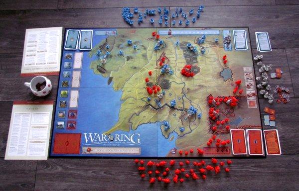 War of The Ring Queen of Games de beste leukste